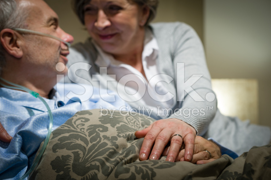 Vulnerable Population Elderly Couple